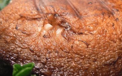 Marinated and Grilled Portabello Mushroom