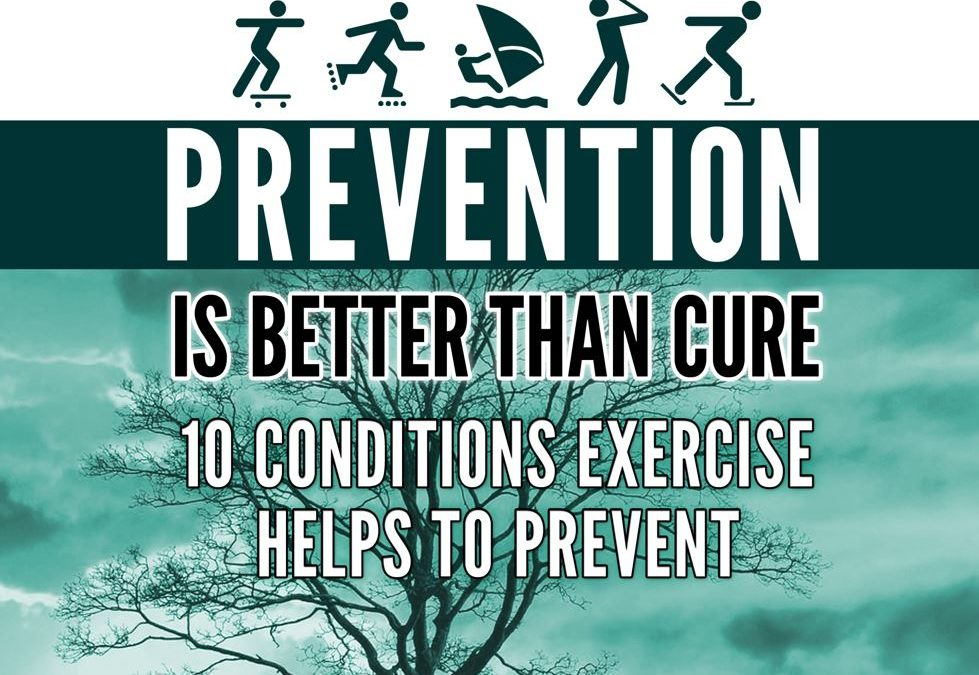 Prevention is better…